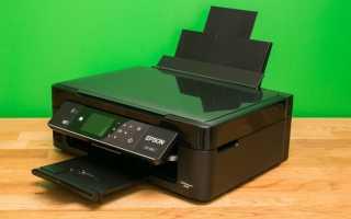 Принтер HP M1132 стал печатать черный лист