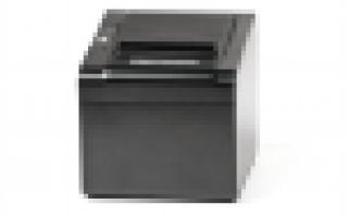 Чековый принтер Posiflex, Атол RP-326, Citizen CT-S310II