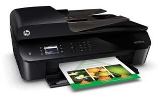 Принтер HP не видит картридж после заправки краски