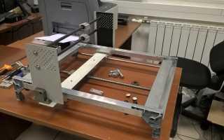 Что можно сделать из старого лазерного и струйного принтера