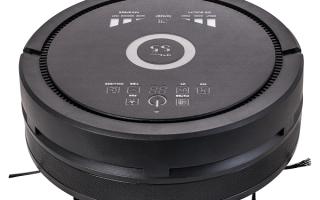 Возможности нового робота-пылесоса iPlus S5 от cleverPanda