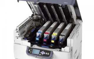 Принтер Oki лазерные: модели, отзывы, неисправности