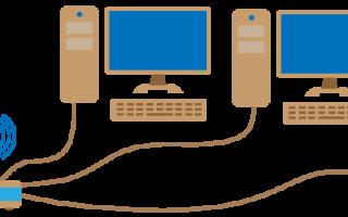 Настройка сетевого принтера через роутер на Windows и Mac OS