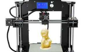 3d принтеры Anet: инструкция и сборка A8 Prusa i3 и A6 Prusa i3