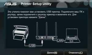 Как подключить принтер через Wifi к ноутбуку, роутеру, компьютеру