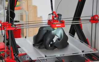 Как производится печать деталей на 3d принтере