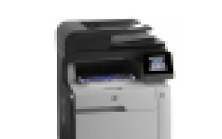 HP LaserJet M476 Pro Color сервисный мануал – СКАЧАТЬ