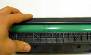 Как почистить барабан принтера лазерного HP, Brother, Pantum