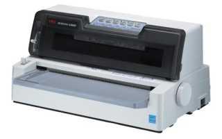 Принцип печати матричного принтера: достоинства и недостатки