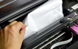 Ошибки принтера HP: выдает коды при установке и печати