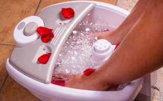 Рейтинг массажных ванночек для ног