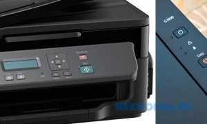 Значки на принтере: что означают мигающие и горящие на панели задач