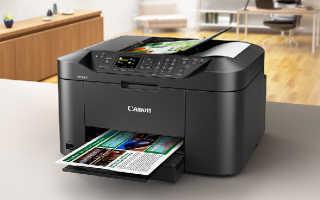 Какие бывают принтеры. Основные типы принтеров