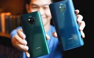 Лучшие смартфоны Huawei и Honor 2021 года