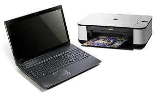 Как подключить принтер к ноутбуку на Windows через Wifi