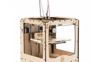 3d принтер своими руками: пошаговая инструкция своими руками