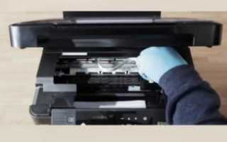 Как почистить головку принтера. Советы и рекомендации по ремонту