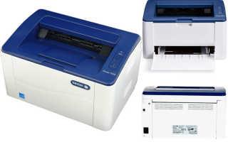 Лазерные черно-белые принтеры для дома – рейтинг лучших