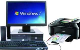После обновления windows 10 компьютер не видит HP P1102