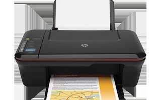 Краска для принтера HP: не печатает черным Deskjet Photosmart