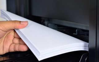 Помощь в выборе принтера