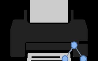 Доменная служба Active directory сейчас недоступна на принтере