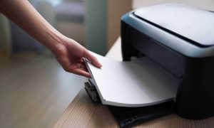 Принтер пишет застряла бумага и не печатает – что делать