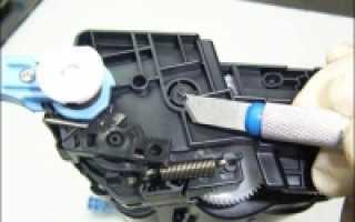 HP Color LaserJet 2700 сервисный мануал – СКАЧАТЬ