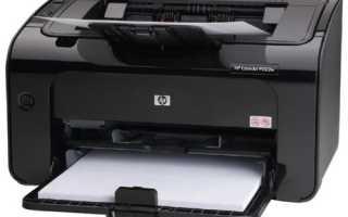 Как подключить принтер HP: к компьютеру, ноутбуку и СНПЧ