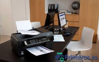 Компьютер не видит принтер. Причины и решение проблемы