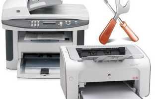 Как разобрать принтер HP, Canon, Epson